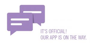 It's Official! Our App is on the way.